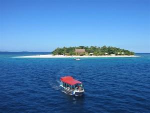 Una de las múltiples islas