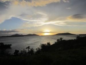 Puesta de Sol en las Islas