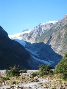 Glaciar Franz-Josef