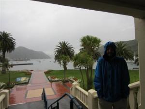 Diluvio en Picton