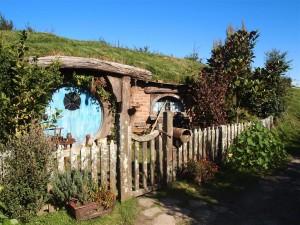 Hobbiton: otra casa de hobbits