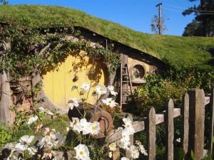 Hobbiton: casa de Sam