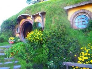 Hobbiton: la casa de Bilbo y Frodo