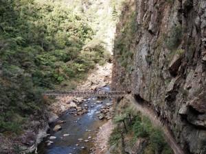 Cañón de Karangahake