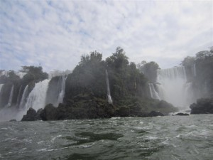 Espectaculares vistas de las Cataratas