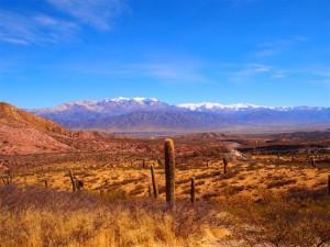 Vistas desde el Parque Nacional