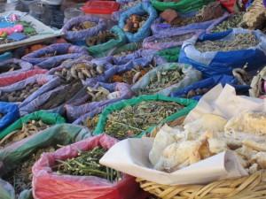 Mercado del minero