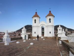 Campanario en San Felipe Neri
