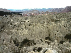 Valle de La Luna, La Paz
