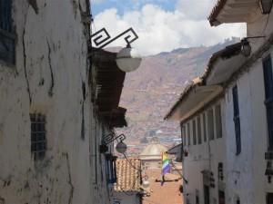 Calles de Cuzco