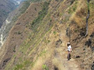 El trekking continúa