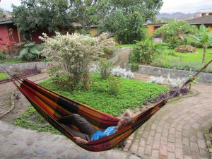 Vida relajada en Vilcabamba