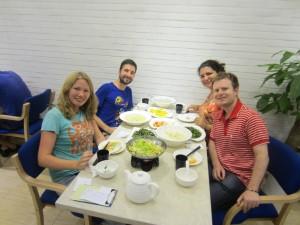 Nuestro restaurante favorito en Nanjing