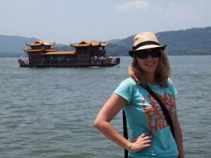 Una sueca en Hangzhou