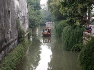 Canales de Suzhou