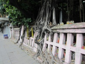 Calles de Bangkok