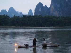 Pescador tradicional