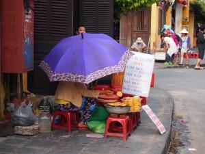 Puesto en la calle