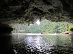 Cueva en Halong